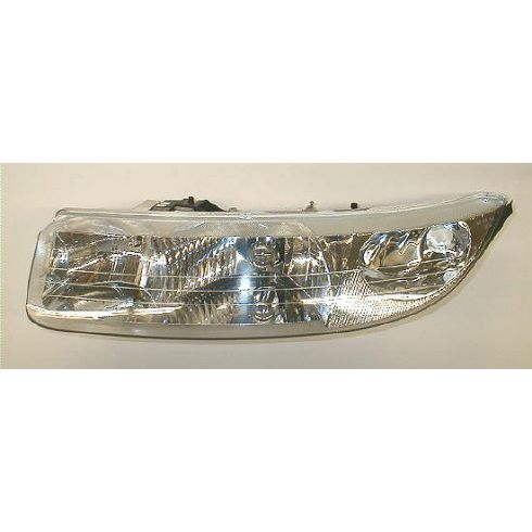 1997-00 Saturn Composite Headlight (2 Door Coupe) LH