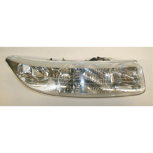 1997-00 Saturn Composite Headlight (2 Door Coupe) RH