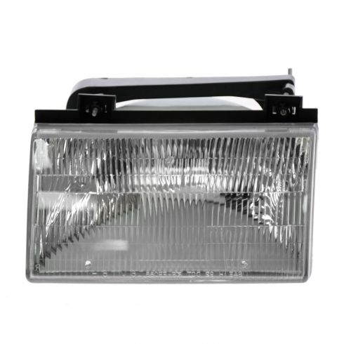 1988-91 Ford Tempo Composite Headlight LH