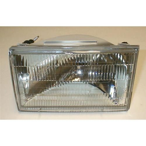 1990-94 Lincoln Town Car Composite Headlight LH