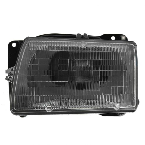 88-93 Ford Festiva Headlight L