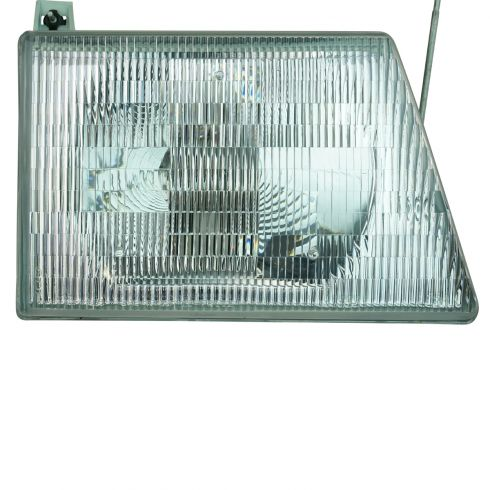 1992-96 Ford Econoline Van Composite Headlight RH