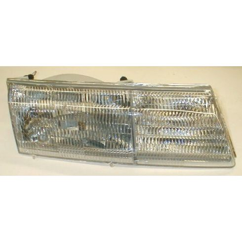 1991-95 Mercury Cougar Composite Headlight RH