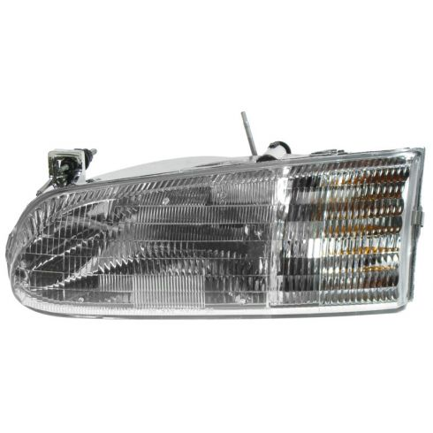1995-97 Ford Windstar Composite Headlight LH