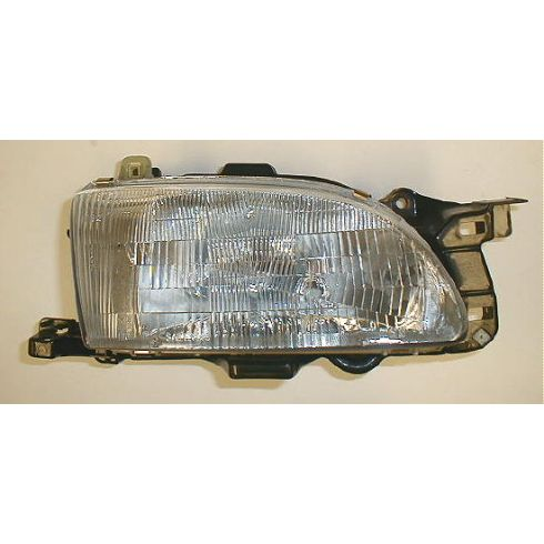 1994-96 Ford Aspire (excl SE) Composite Headlight RH