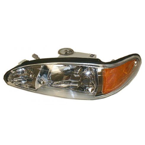 1997-02 Ford Escort (excl 2 dr) Composite Headlight Combo LH