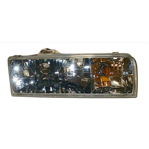 1995-97 Lincoln Town Car Composite Headlight RH