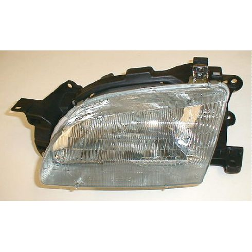 1994-96 Ford Aspire (SE model) Composite Headlight LH