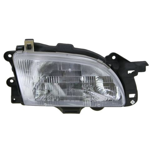1994-96 Ford Aspire (SE model) Composite Headlight RH