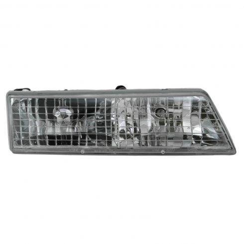1995 97 mercury grand marquis headlight passenger side 1alhl00374 at 1a auto