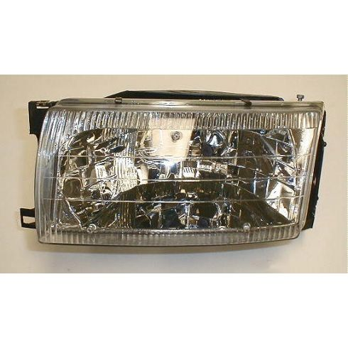1996-98 Nissan Quest Composite Headlight LH
