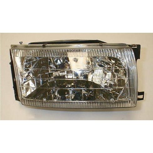1996-98 Nissan Quest Composite Headlight RH