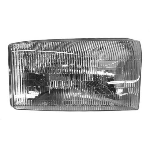 1999-04 Ford Pickup (SD Models) Composite Headlight RH