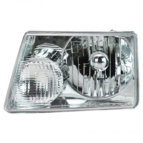 2001-07 Ford Ranger Composite Headlight LH