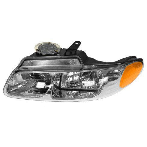 2000 Dodge Caravan Composite (Quad) Headlight Combo LH