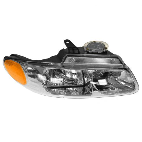 2000 Dodge Caravan Composite (Quad) Headlight Combo RH