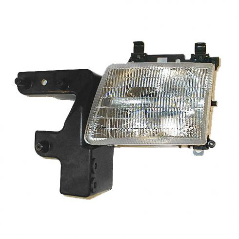 1998-03 Dodge Van Composite Headlight LH