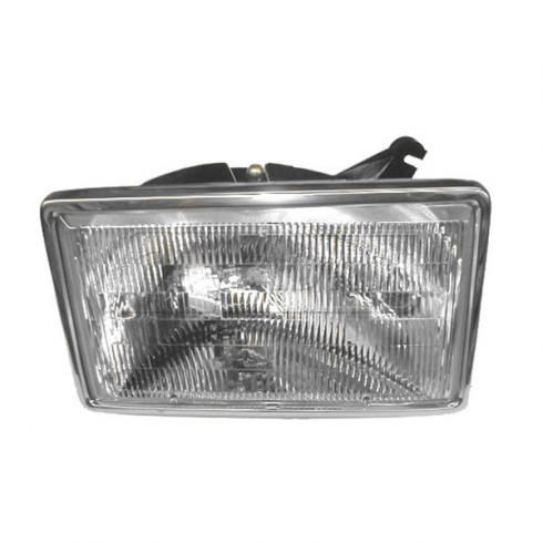 1987-90 Dodge Caravan Composite Headlight RH
