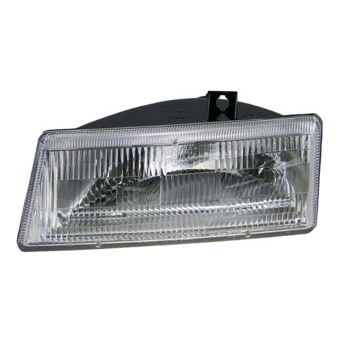 1991-95 Dodge Caravan Composite Headlight LH