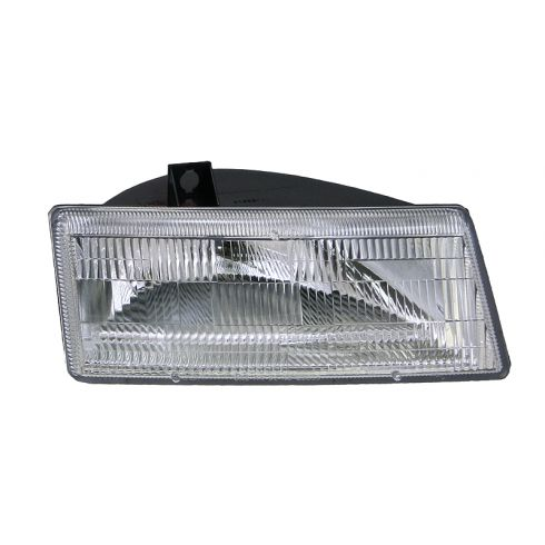 1991-95 Dodge Caravan Composite Headlight RH