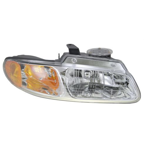 1996-99 Dodge Caravan Composite Headlight Combo RH