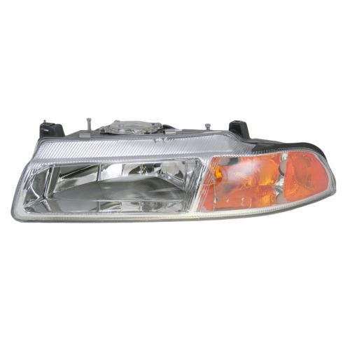 1995-00 Dodge Stratus Composite Headlight Combo LH