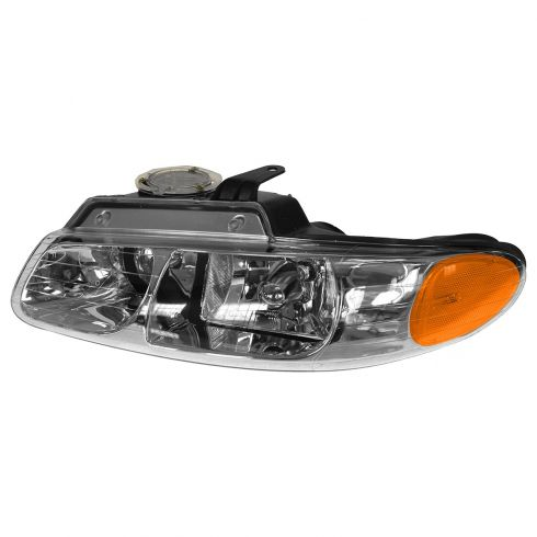 1996-99 Dodge Caravan Composite (Quad) Headlight Combo LH