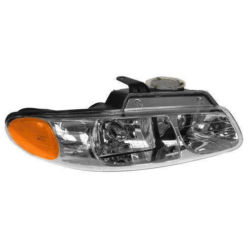 1996-99 Dodge Caravan Composite (Quad) Headlight Combo RH