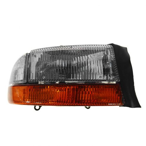 1997-04 Dodge Dakota  Headlight with Corner Lamp Passenger Side