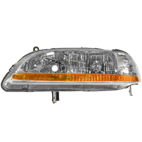 2001-02 Honda Accord Composite Headlight LH