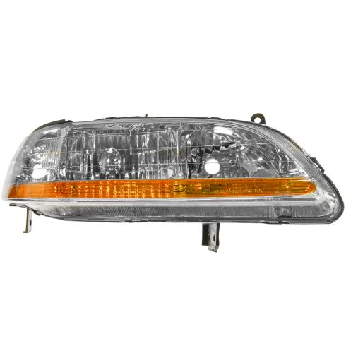 2001-02 Honda Accord Composite Headlight RH