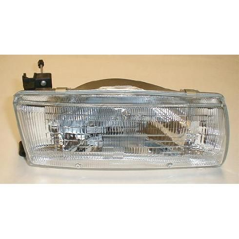 1991-92 Nissan Sentra Composite Headlight RH