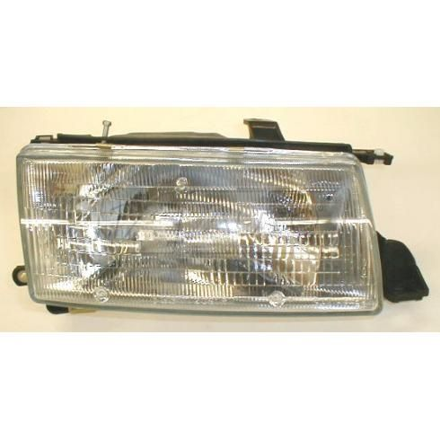 1991-94 Toyota Tercel (DX & LE) Composite Headlight RH