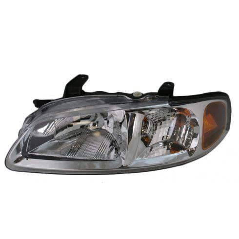 2000-03 Nissan Sentra Composite Headlight Combo LH