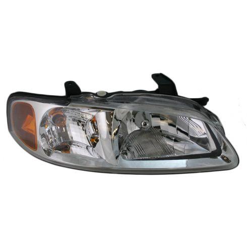 2000-03 Nissan Sentra Composite Headlight Combo RH