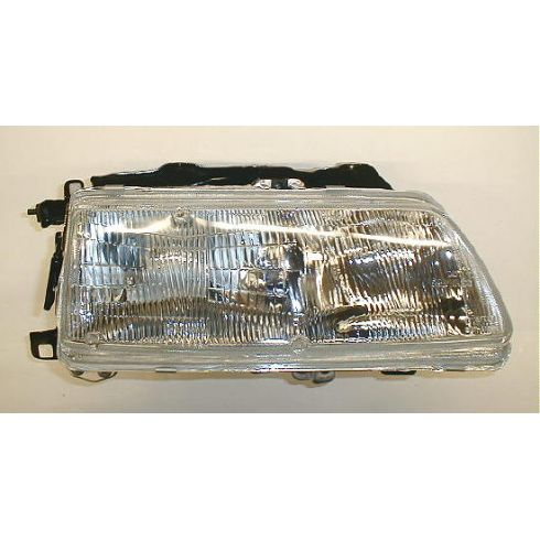 1990-91 Honda Civic Composite Headlight RH