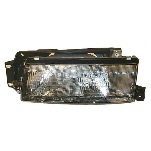 1990-94 Mazda Protege Composite Headlight LH