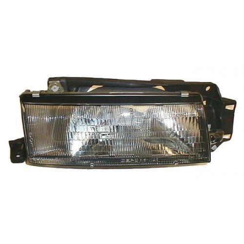 1990-94 Mazda Protege Composite Headlight RH