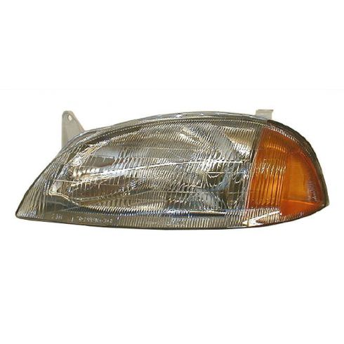 1995-97 Geo Metro Composite Headlight Combo LH