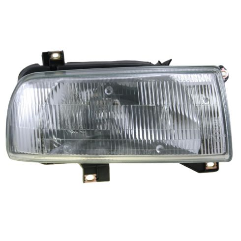 1993-99 Volkswagen Jetta Composite Headlight RH