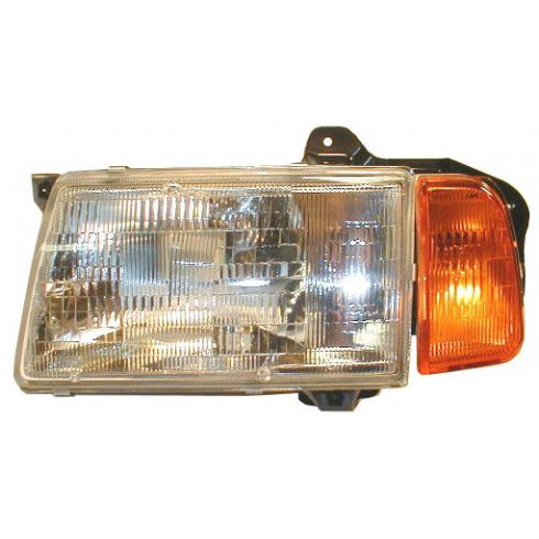 1989-98 Suzuki Sidekick Composite Headlight LH