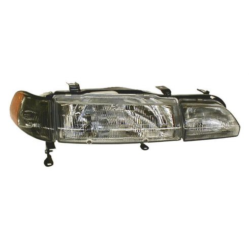 1990-93 Acura Integra Composite Headlight Combo RH