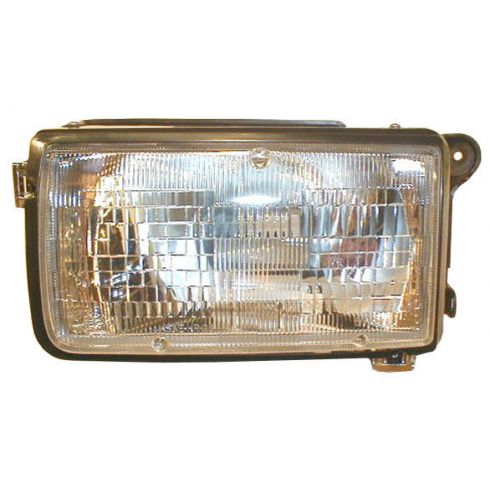 1991-97 Honda Passport Composite Headlight LH