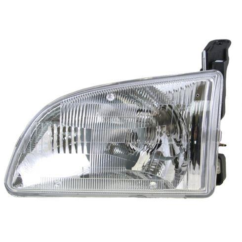 1998-00 Toyota Sienna Composite Headlight LH