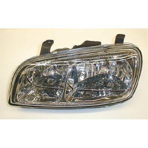 1998-00 Toyota Rav4 Composite Headlight LH