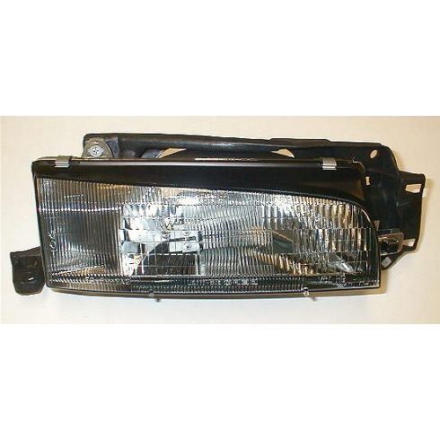 1990-95 Mazda 323 Composite Headlight RH