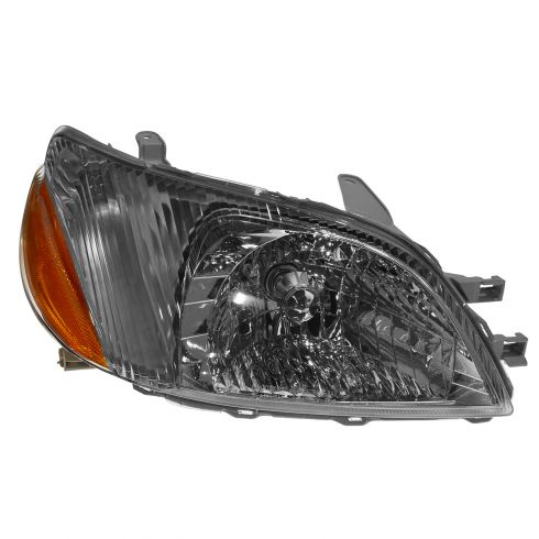 2000-02 Toyota Echo Composite Headlight Combo RH
