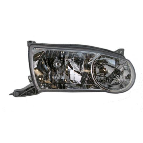 2001-02 Toyota Corolla Composite Headlight RH