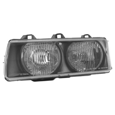 1992-99 BMW 3 Series Composite Headlight LH