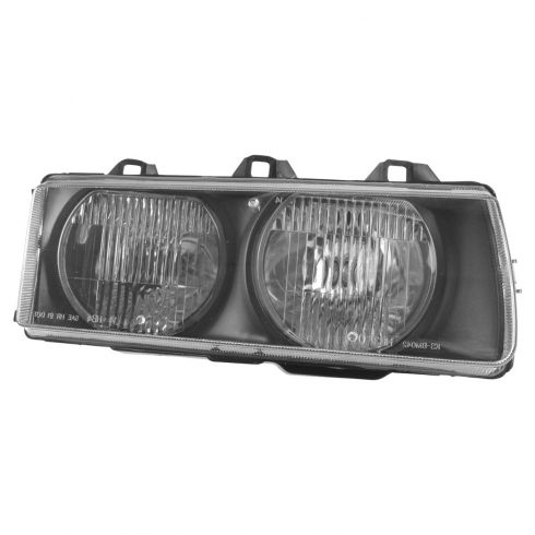 1992-99 BMW 3 Series Composite Headlight RH